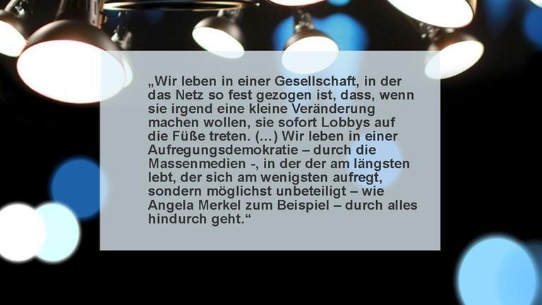 Zitate Von Harald Welzer Und Precht