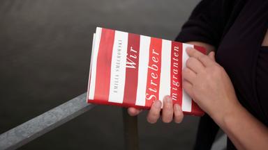 """""""Strebermigranten"""" von Emilia Smechowski"""