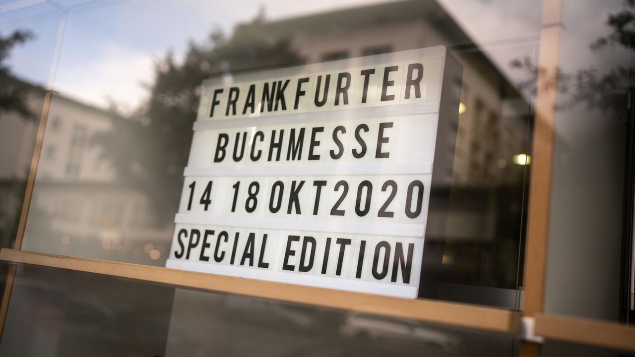 Eröffnung der Frankfurter Buchmesse 2020 - ZDFmediathek