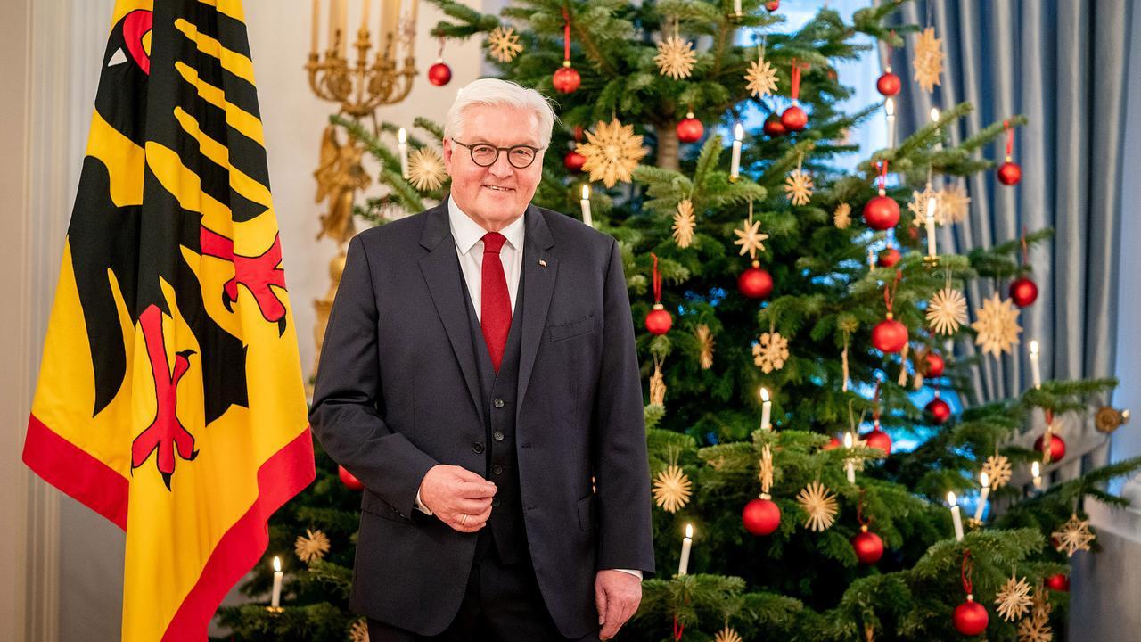 Bundespräsident Weihnachtsansprache