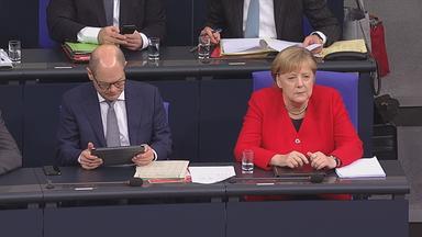 Dokumentation - Grokos, Krisen, Kompromisse - Die ära Merkel