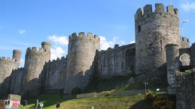 Zdfinfo - Burgen - Monumente Der Macht: Conwy Castle