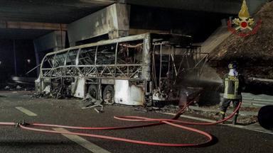 busunfall in italien