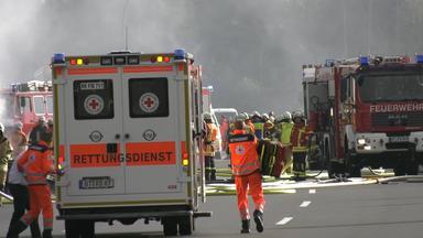 Zdf Spezial - Zdf Spezial - Busunglück Auf Der A9