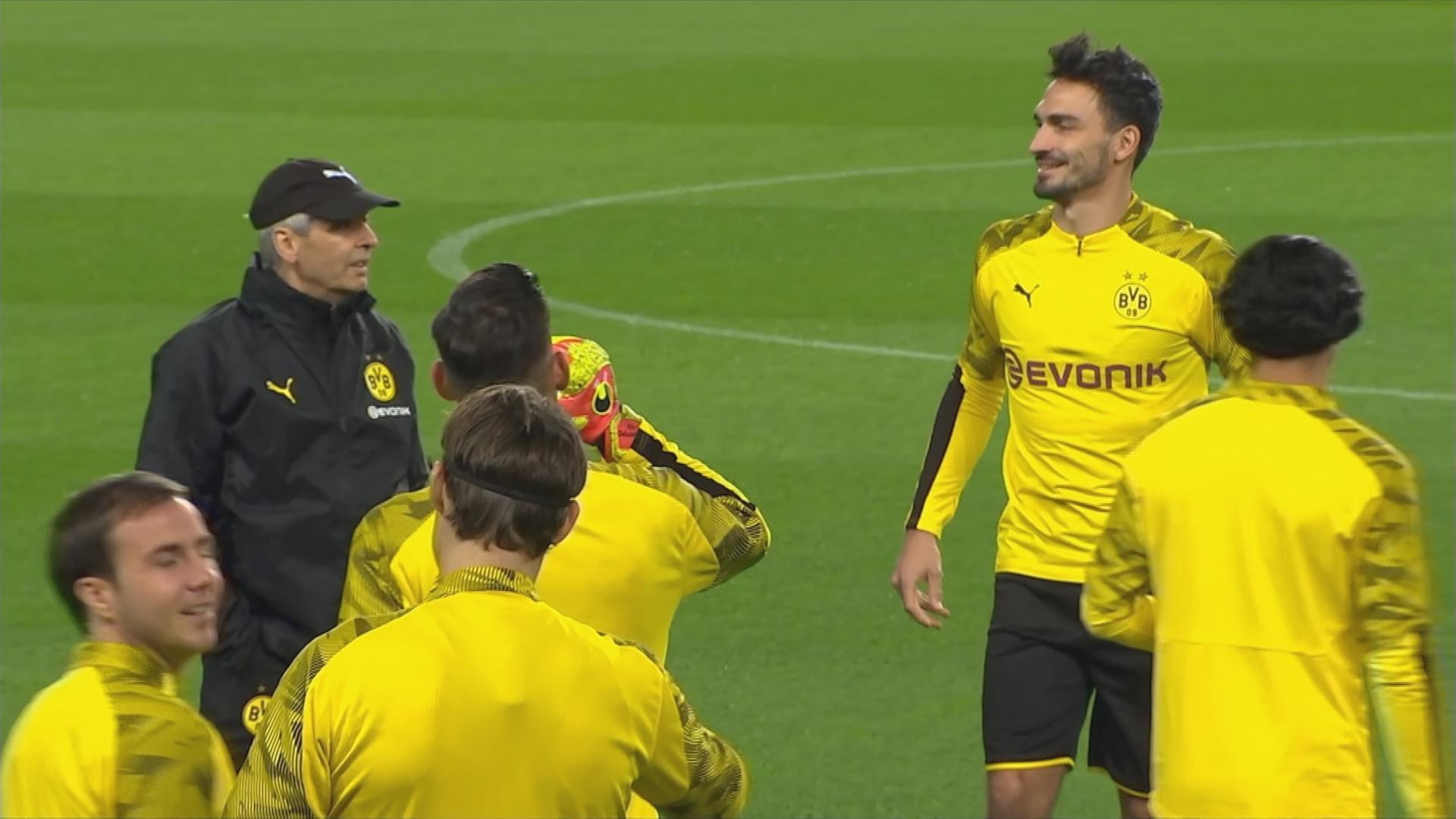 Dortmund Muss In Barcelona Liefern