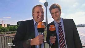 Carsten van Ryssen und Lutz van der Horst
