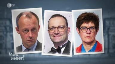 Mann, Sieber! – Alternative CDU-Kandidaten