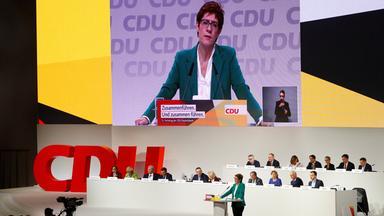 Standpunkte - Standpunkte: Bericht Vom Parteitag Der Cdu In Hamburg