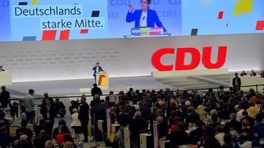 Standpunkte - Bericht Vom Parteitag Der Cdu In Leipzig