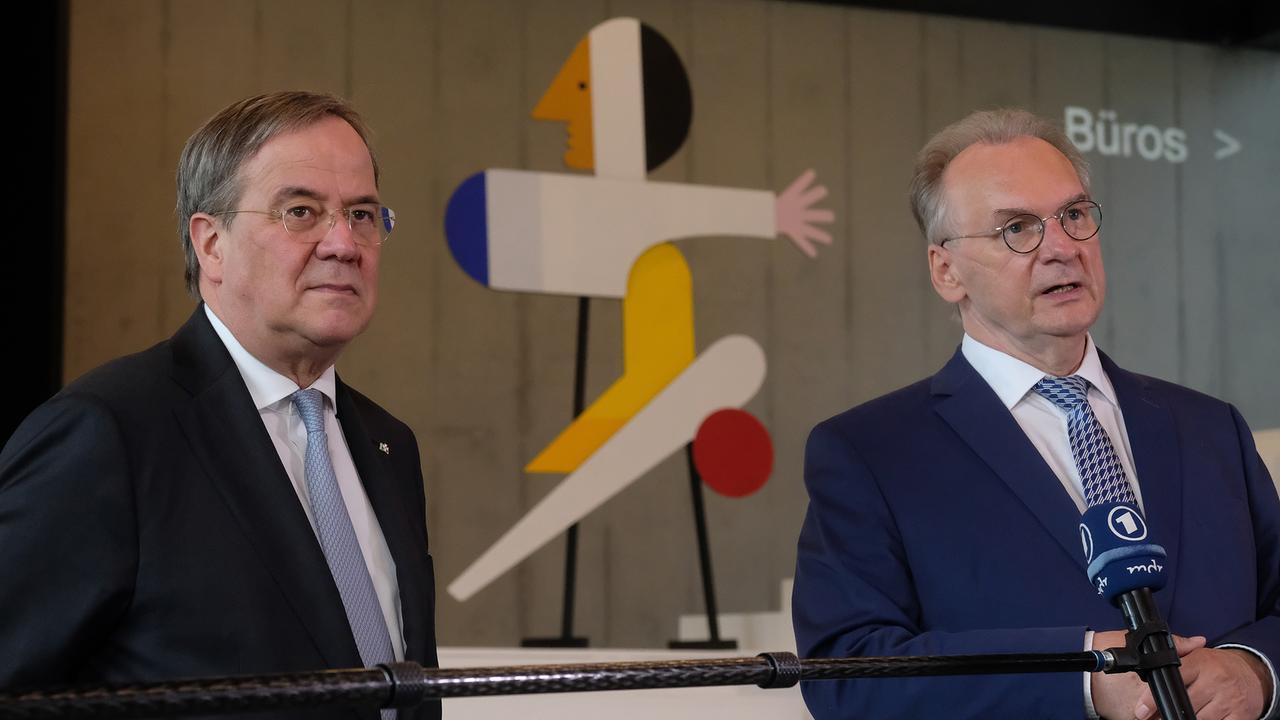 Wahl in Sachsen-Anhalt: CDU grenzt sich von AfD ab