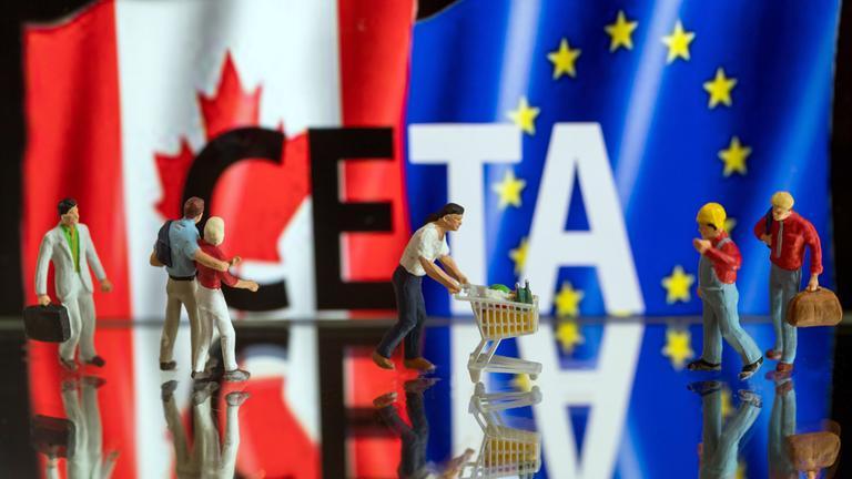 Freihandelsabkommen CETA.