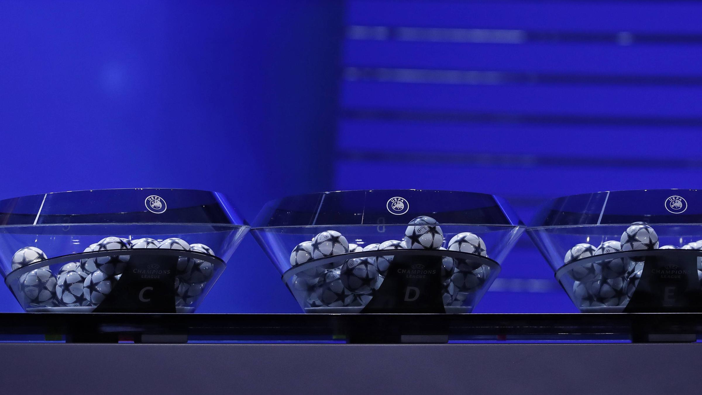 zdf de champions league auslosung