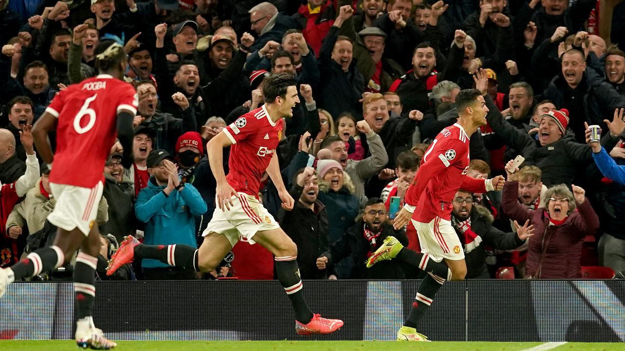 Manchester United - Bergamo 3:2 | Highlights - sportstudio