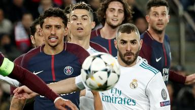 Uefa Champions League - Live Im Zdf - Paris Saint-germain – Real Madrid Vom 6. März 2018
