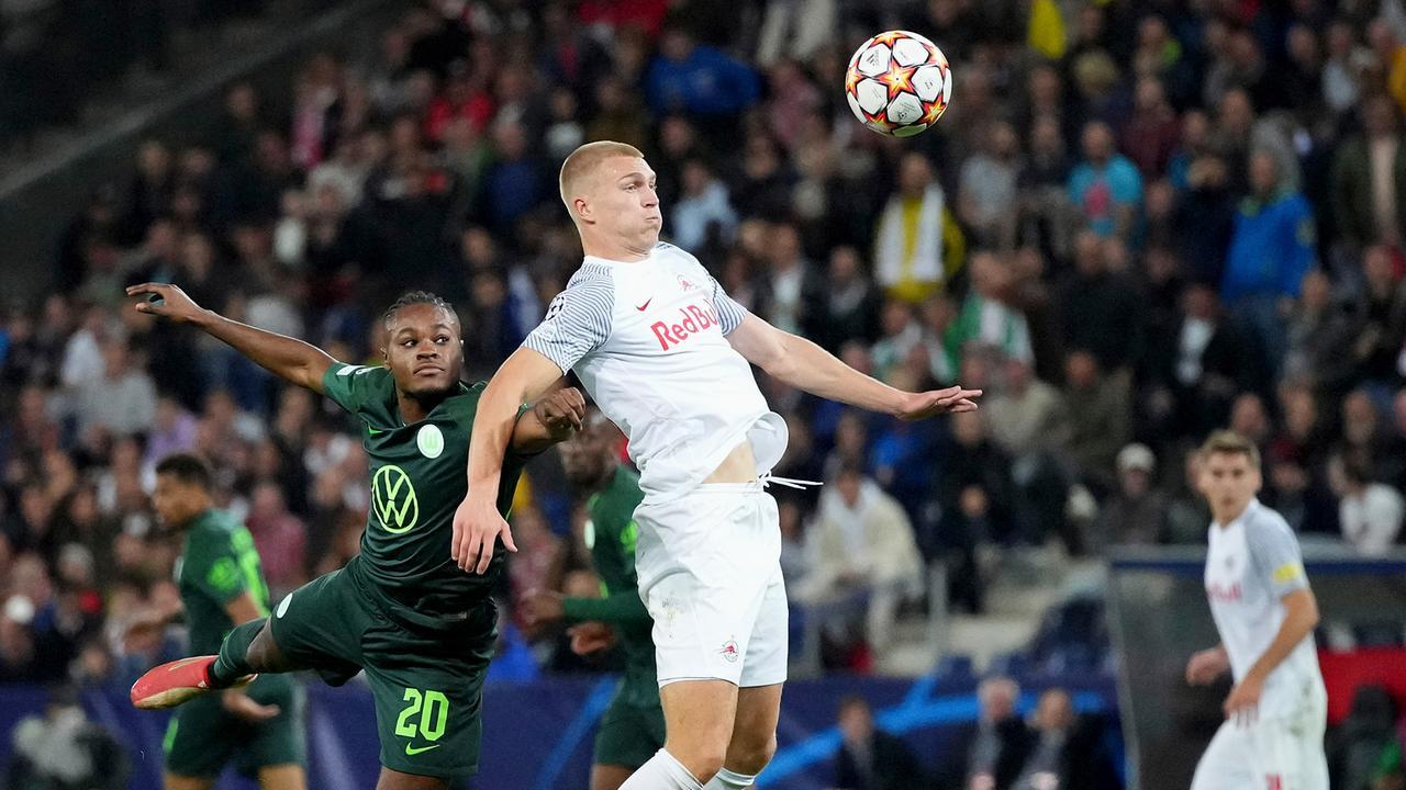 RB Salzburg - VfL Wolfsburg 3:1 | Highlights - sportstudio