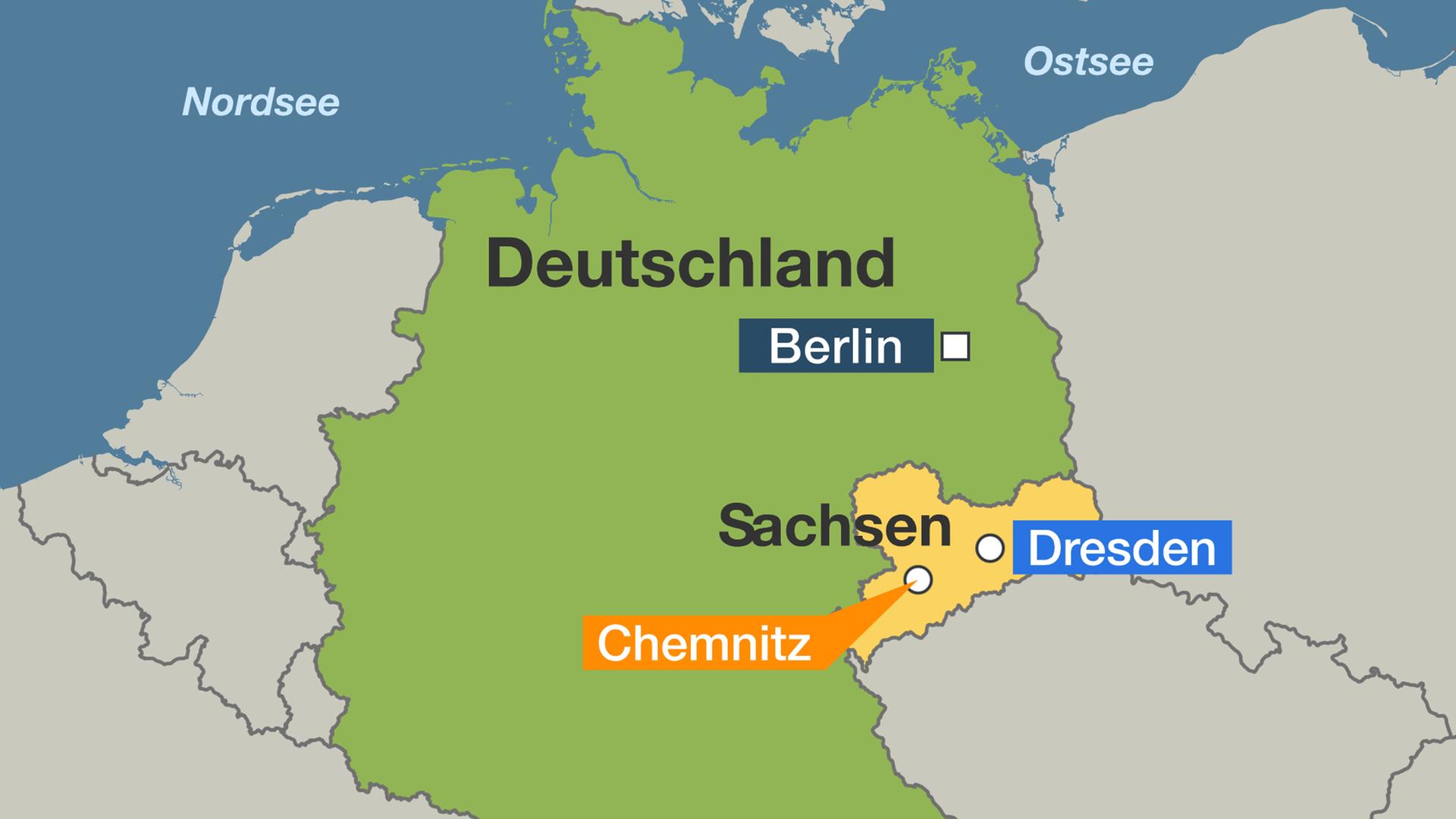 Karte Chemnitz.Stadtportrat Chemnitz Besser Als Sein Ruf Zdfmediathek