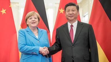 Zdfinfo - Chinas Unaufhaltsamer Aufstieg - Die Welt Des Xi Jinping