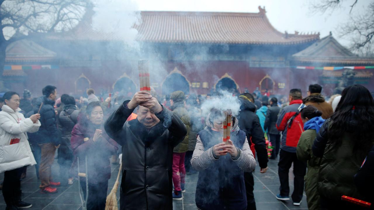 Chinesisches Neujahrsfest 2017 - ZDFmediathek