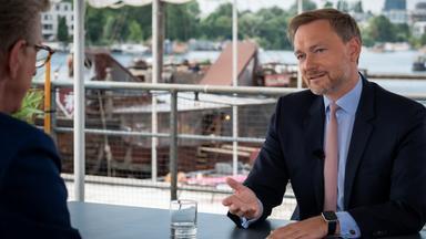 Berlin Direkt - Zdf-sommerinterview Mit Christian Lindner