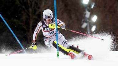 Zdf Sportextra - Wintersport Vom 5. Januar Mit Frauen-slalom
