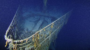 Terra X Dokumentationen Und Kurzclips - Titanic – Expedition Ins Herz Des Wracks