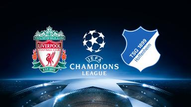 Uefa Champions League - Live Im Zdf - Champions League: Liverpool - Hoffenheim Am 23.8.