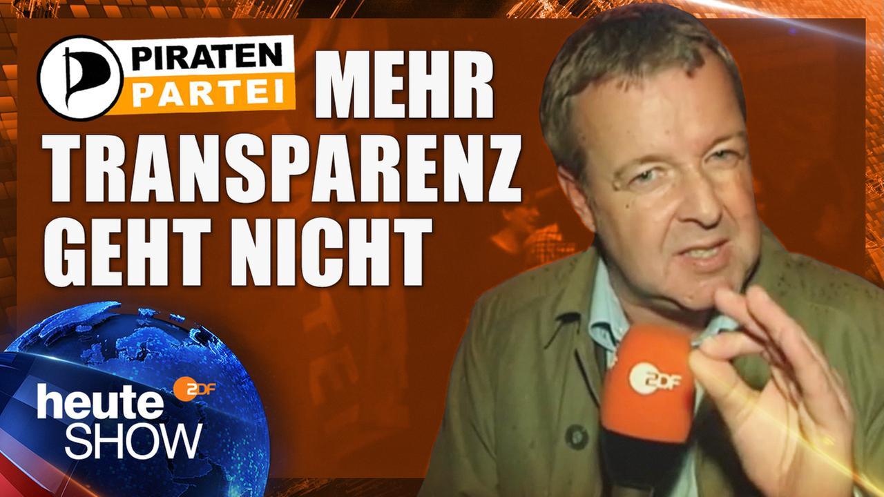 heute-show - Nachrichtensatire mit Oliver Welke - ZDFmediathek