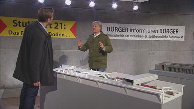 """Max Uthoff & Claus von Wagner: """"Stuttgart 21"""""""