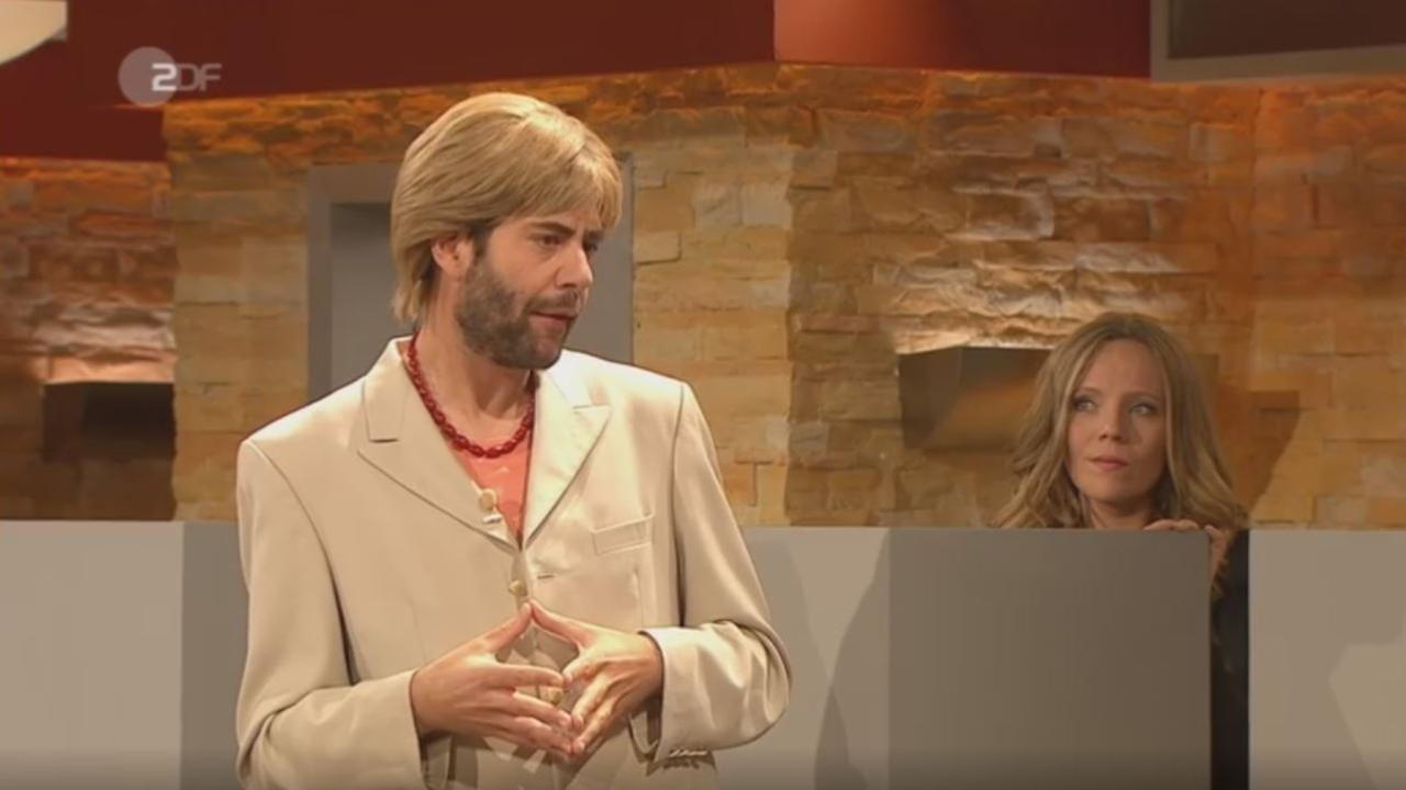 Claus von Wagner, Sarah Bosetti