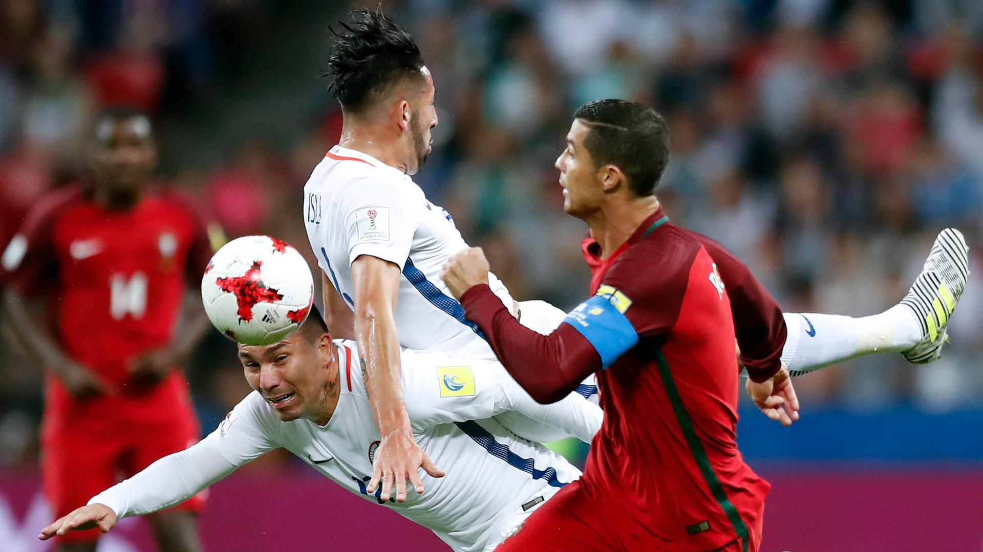 Portugal Scheitert An Chile Zdfmediathek