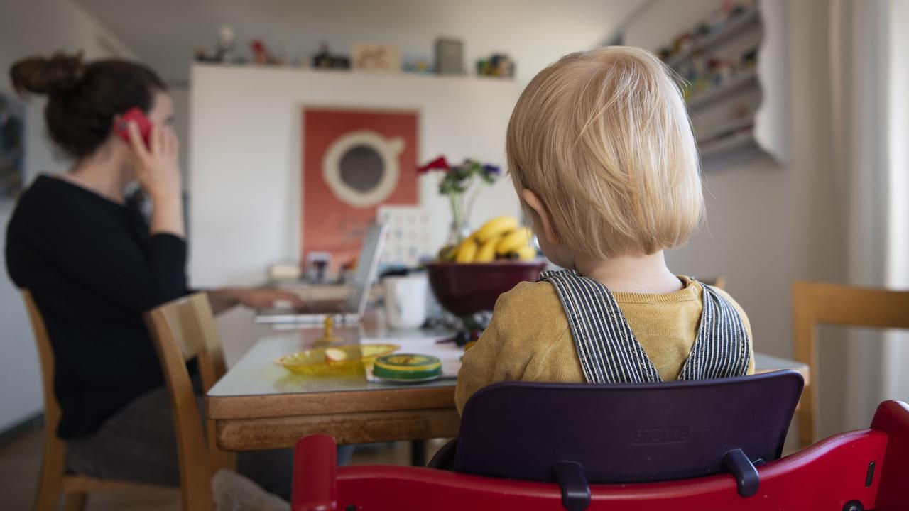 Arbeiten In Zeiten Von Corona Wie Homeoffice Mit Kind Gelingt Zdfheute