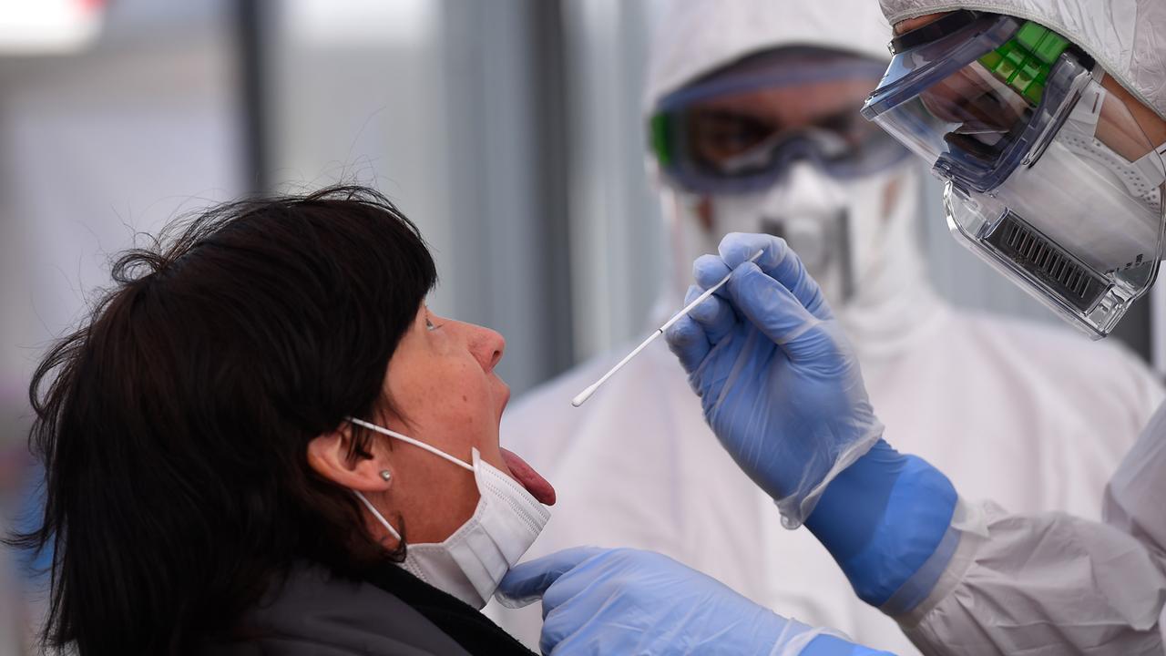 Halsschmerzen Nach Corona Test