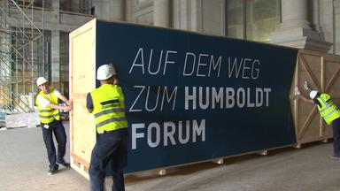Kulturdokumentation - Countdown Humboldt Forum