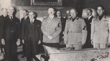 Zdfinfo - Verrat - Mai Bis September 1938 - Countdown Zum Zweiten Weltkrieg