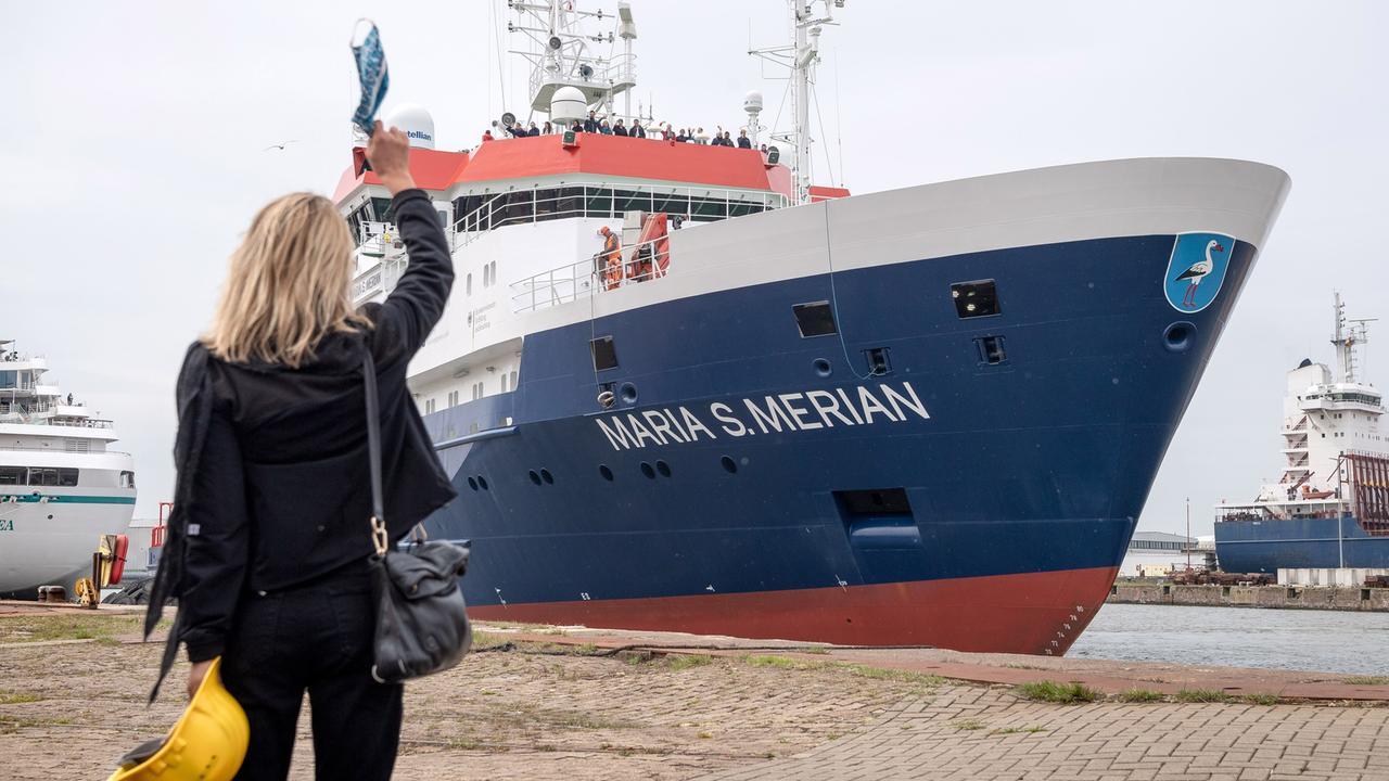 Polarstern Crew