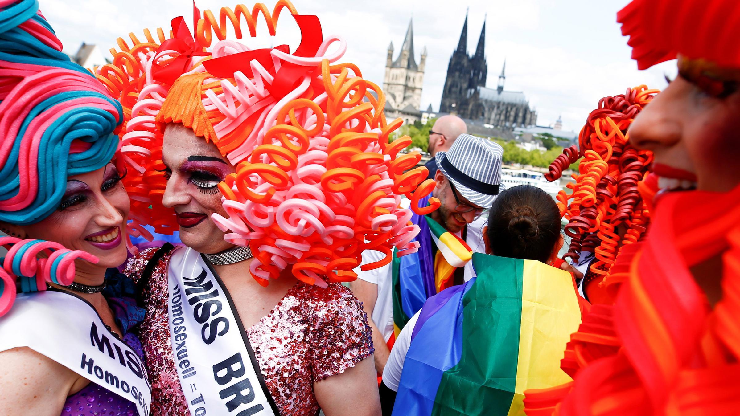Csd Köln Parade 2021