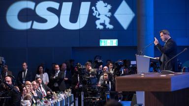 Standpunkte - Bericht Vom Sonderparteitag Der Csu In München