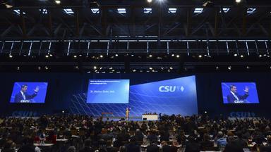 Standpunkte - Bericht Vom Parteitag Der Csu In Nürnberg