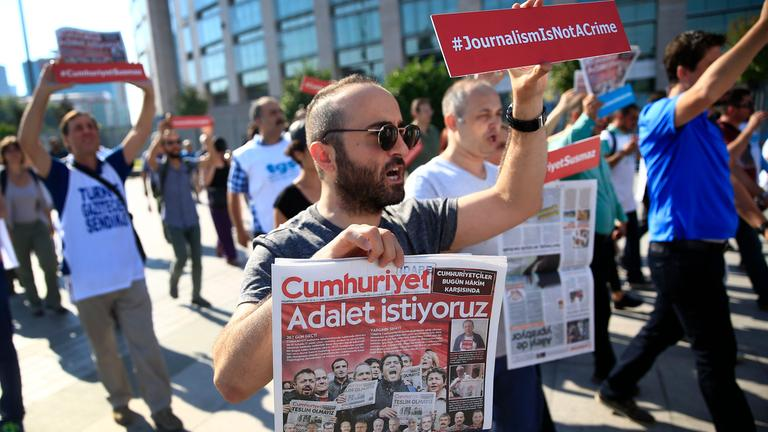 Cumhuriyet Prozess
