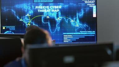 Zdfinfo - Cybercrime – Das Geschäft Mit Der Angst
