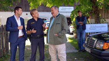 Die Rosenheim-cops - Die Rosenheim-cops: Da Drückt Der Schuh