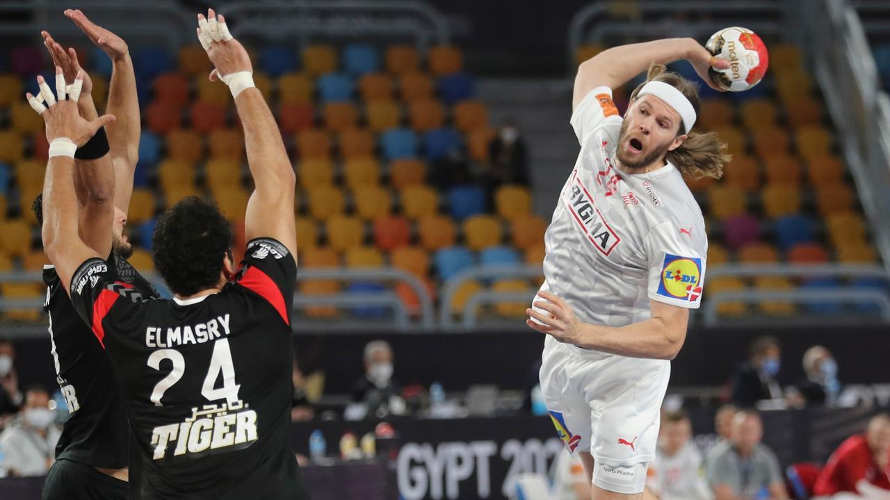 Handball-WM 2021: Dänemark - Ägypten