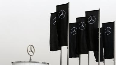 Daimler Flaggen