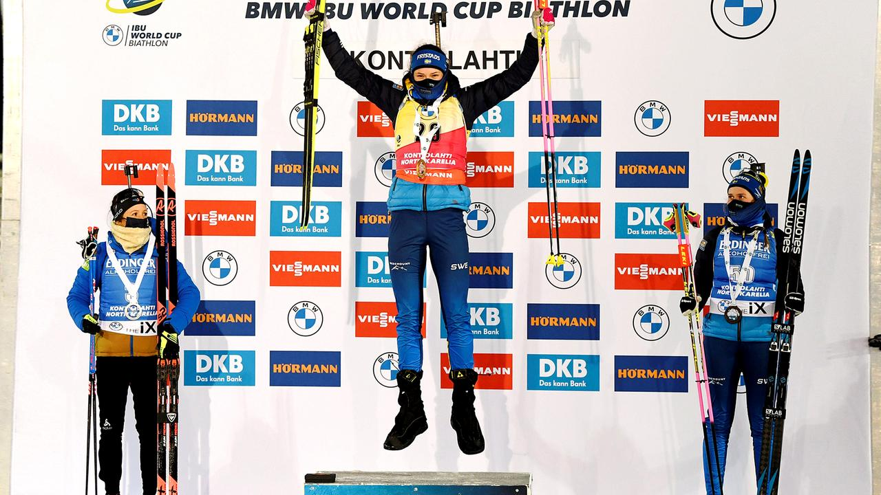 Biathlon Staffel Damen