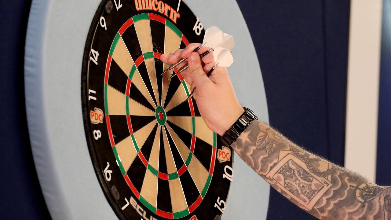 Darts Home Tour