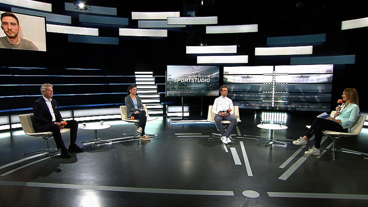 Max Hartung im sportstuio: Werde nicht in Tokio starten