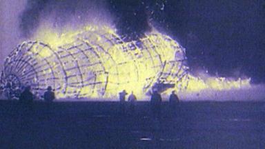 "Die ""Hindenburg""-Katastrophe"