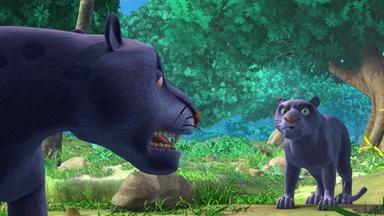 Das Dschungelbuch - Das Dschungelbuch: Der Falsche Panther