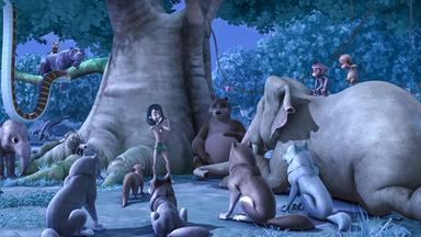 Das Dschungelbuch - Das Dschungelbuch: Der Schwarze Schatten