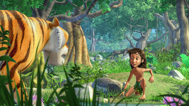 Das Dschungelbuch - Das Dschungelbuch: Shir Khans Kralle